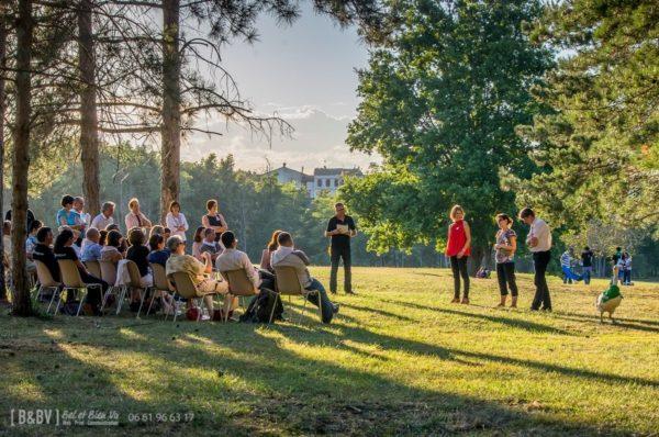 La « Start'up est dans le pré » réunit pendant 48 heures plusieurs dizaines de porteurs de projet et les acteurs locaux susceptibles de les accompagner.