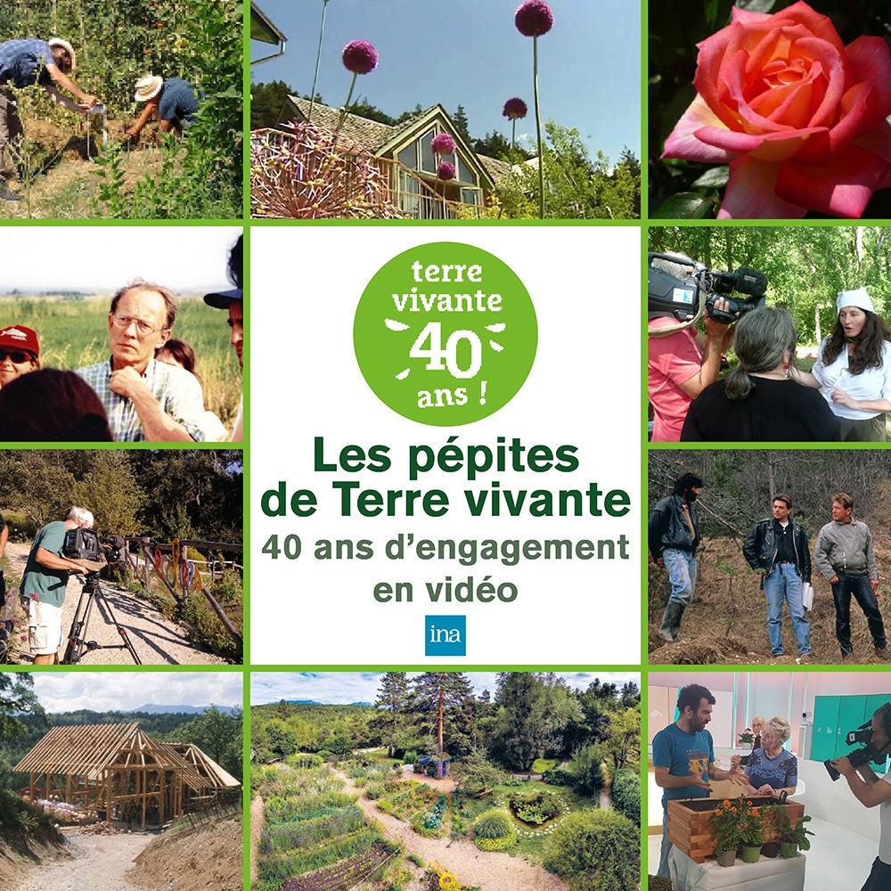 12 vidéos ont été mises en ligne par l'association Terre vivante, pour les 40 ans de son site écologique installé à Mens en Isère.