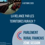 Deuxième session du Parlement rural français
