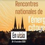 Rencontres nationales de l'énergie citoyenne [100% en ligne]