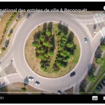 Le 29 octobre se tient un colloque en ligne pour le lancement de la 16e éditions du concours national des entrées de villes, de bourg et de territoire, par terre, fer et eau, et reconquête de leurs franges