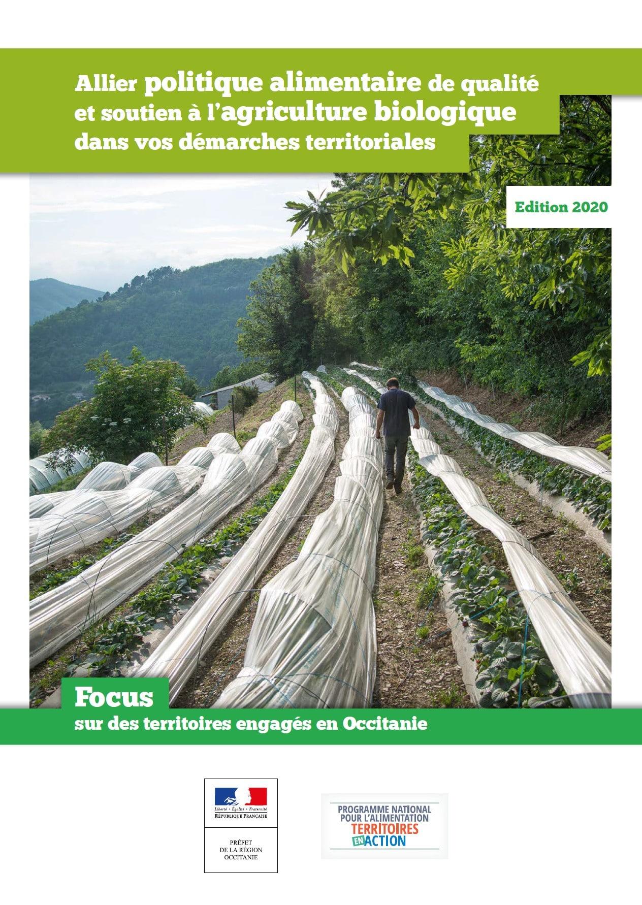 Accompagner les collectivités dans leurs projets alimentaires