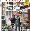 Couverture Magazine Village N°146 - Hiver 2020