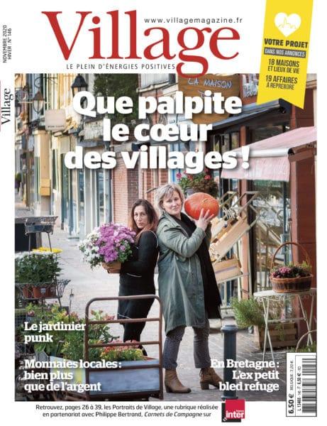 La Une du Village n°146 hiver 2020