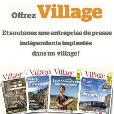 Abonnement Village Noel 2020