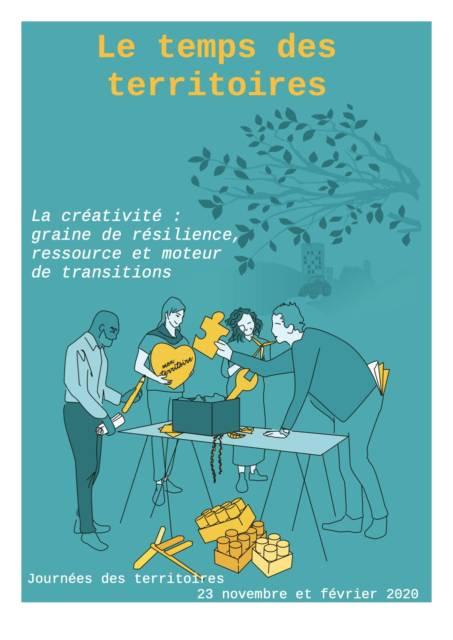 L'Unadel propose un échange le 23 novembre en vision autour du la créativité : graine de résilience, ressource et moteur de transition.