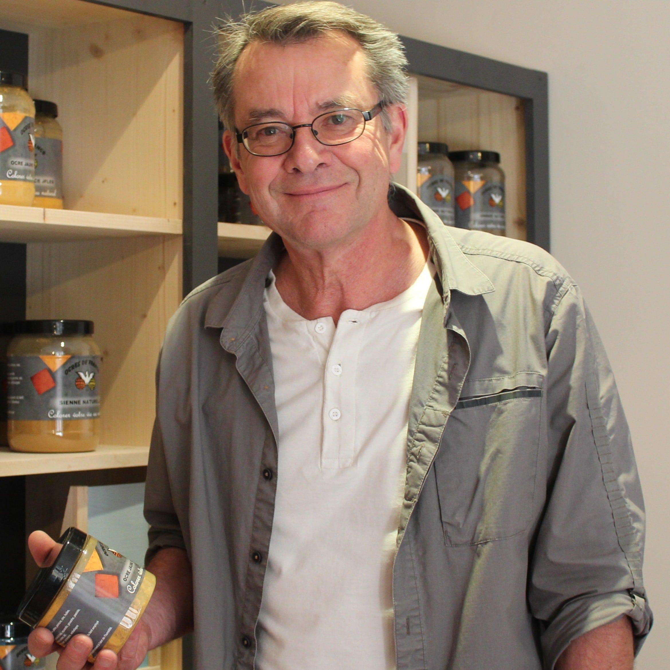 Jacques Beaumier partage ses réflexions sur l'artisanat.