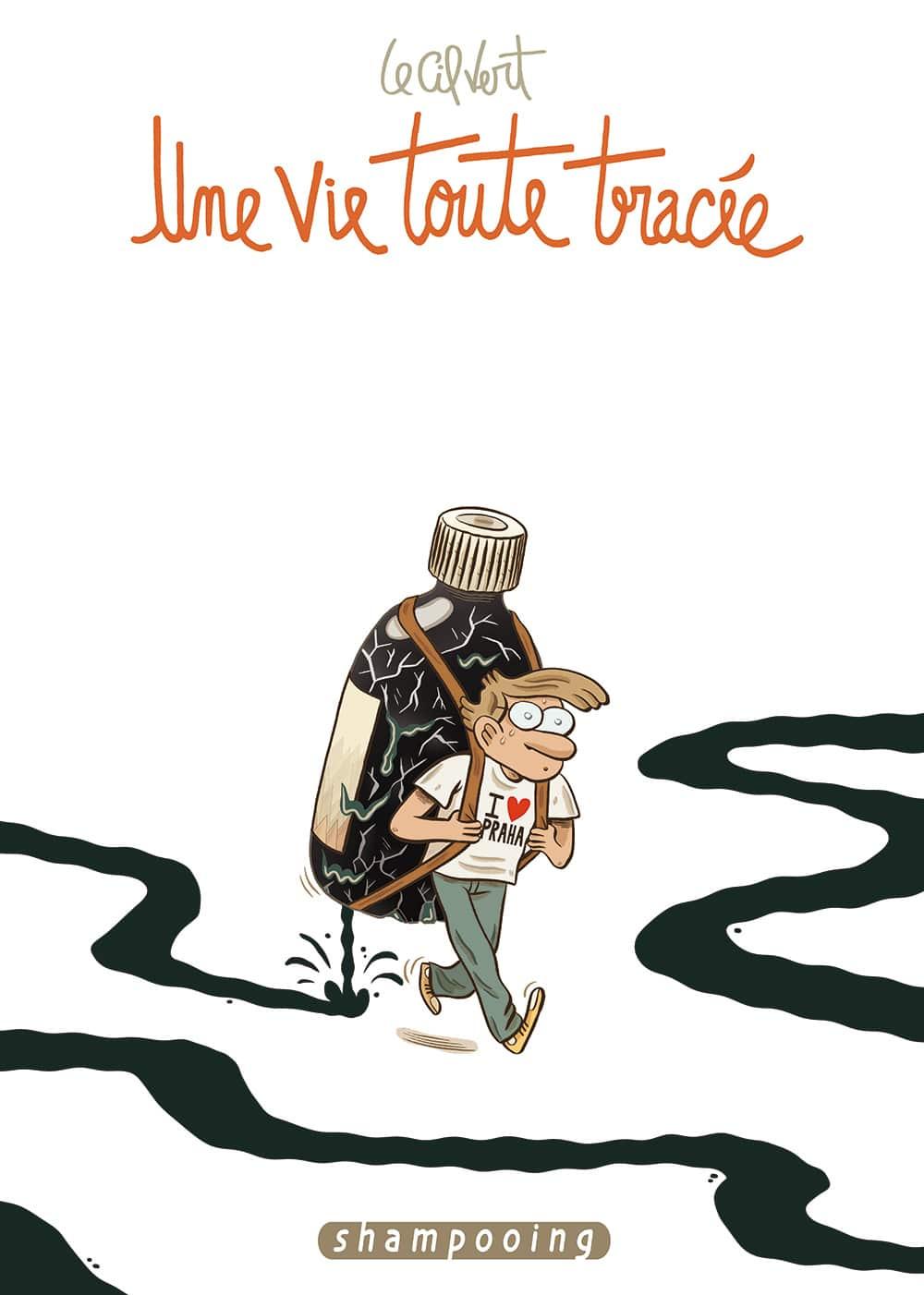 Ce n'est décidément pas «Une vie toute tracée» que nous révèle Le Cil Vert -dessinateur depuis 2006 pour Village-, dans son troisième roman (autobio)graphique.