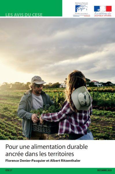 L'aide alimentaire progresse, le gaspillage aussi... Le Conseil économique social et environnemental, a adopté en fin d'année des préconisations visant à renforcer la démocratie alimentaire.