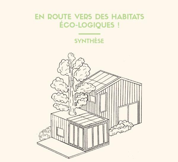 Le 17 mars 2021, les étudiants de l'Université de Caen-Normandie ont organisé un webinaire sur le thème de l'habitat écologique. Retrouvez la synthèse des échanges...