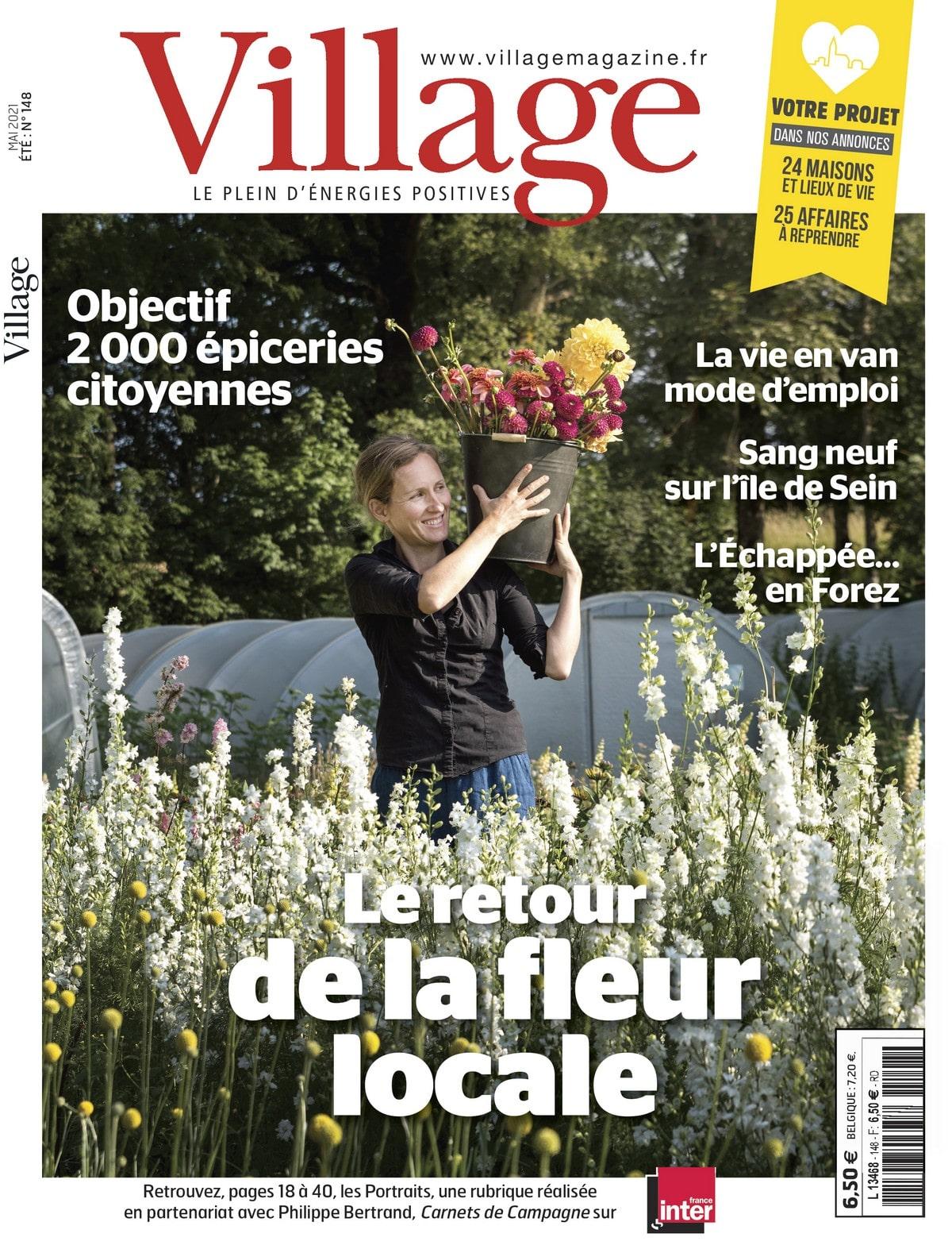 Le magazine Village de l'été est en kiosque