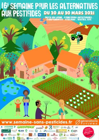 Du 20 au 30 mars, semaine des alternatives aux pesticides