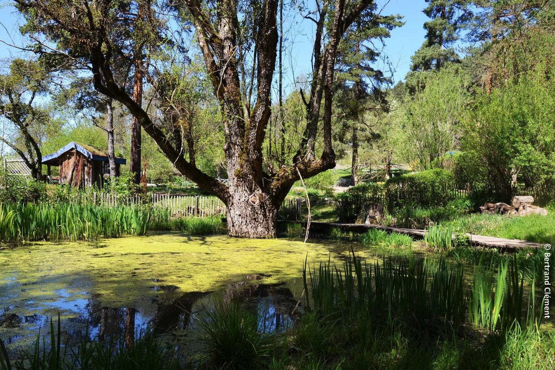 Le Centre Terre vivante, situé à Mens en Isère, rouvre ses portes aux visiteurs le 1er mai.