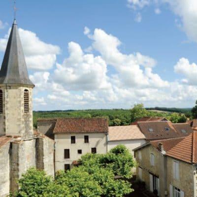 Lagraulet-du-Gers (voir Village n°145) dispose d'une production suffisante pour nourrir sa population.