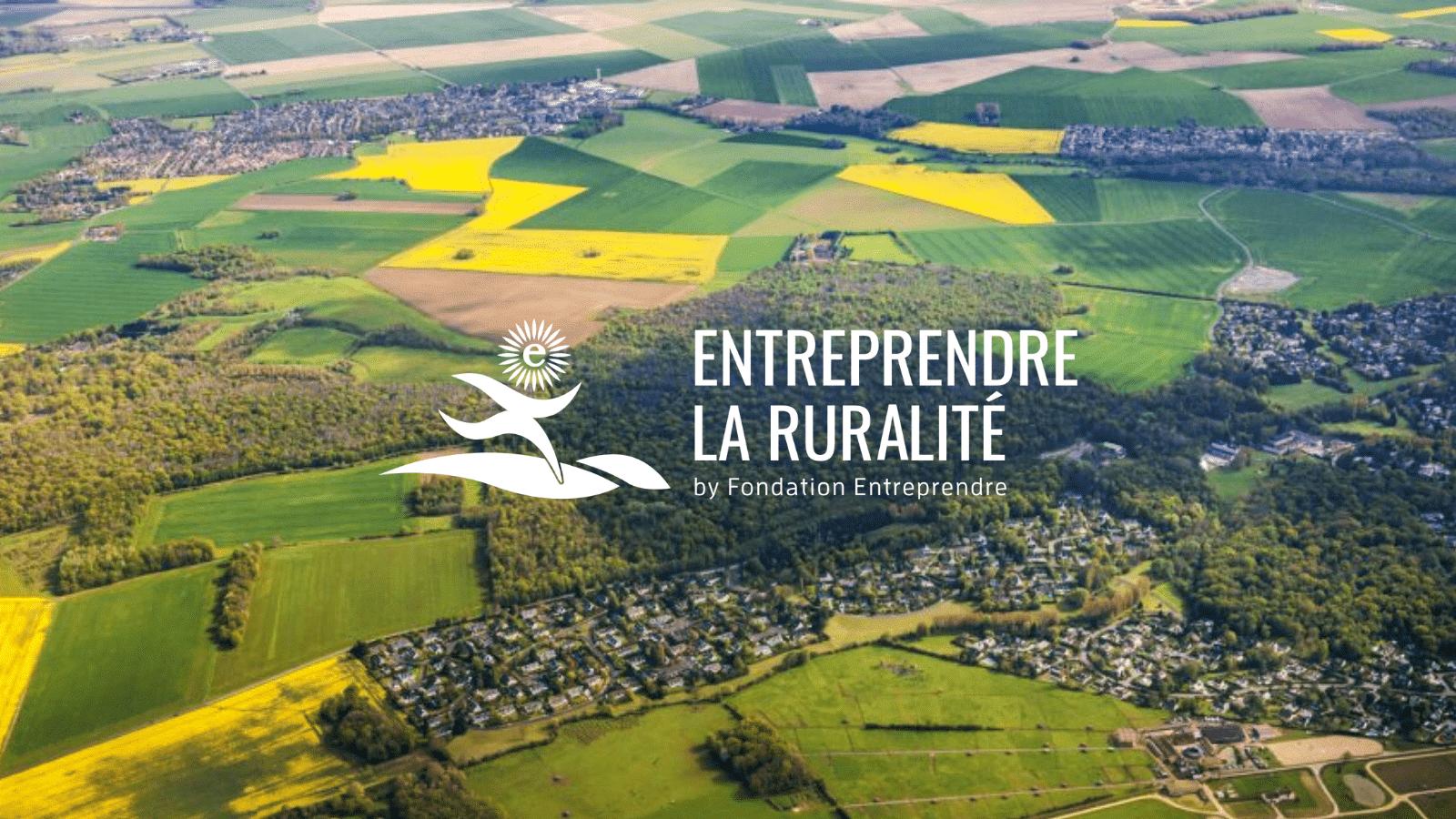 La Fondation Entreprendre lance l'appel à projets « Entreprendre la ruralité » qui vise à dynamiser les territoires ruraux en faisant émerger les dispositifs d'accompagnement à la création et au développement d'entreprises ayant un impact économique, social et environnemental local.