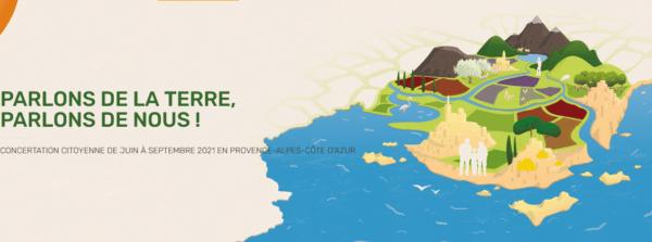 La Safer (Société d'aménagement foncier et d'établissement rural) souhaite écouter les attentes des habitants de la région Provence-Alpes-Côte d'Azur, pour décider de ses priorités en terme d'occupation des sols.