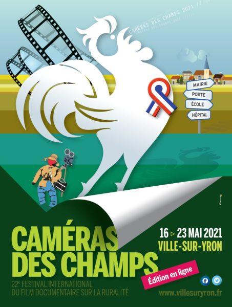 Après l'annulation de l'édition 2020 suite à la crise sanitaire, le Festival international du film documentaire sur la ruralité « Caméras des Champs » opte cette année pour une version en ligne.