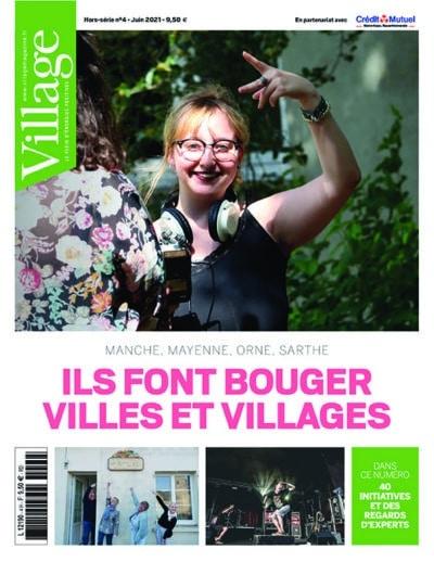 Couverture Hors-Série Magazine Village n°4
