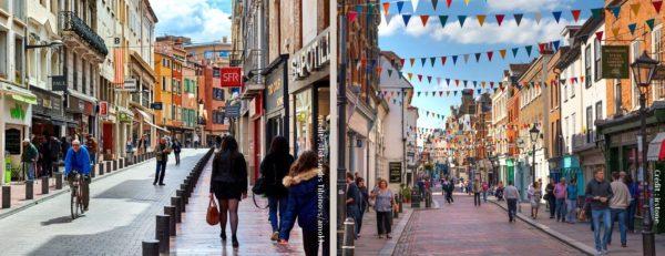 Après la seconde guerre, la France a connu plusieurs décennies de modernisation qui ont marqué profondément son économie et son territoire.
