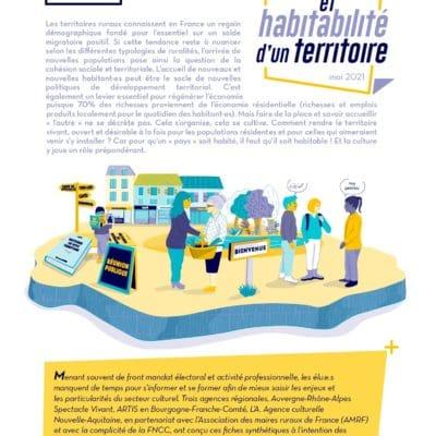 La culture sur les territoires : fiches pratiques en ligne