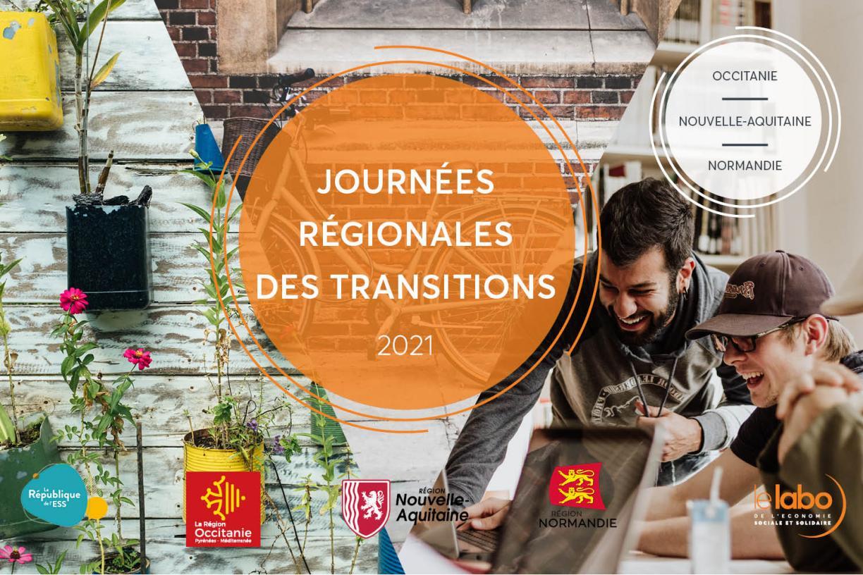 A partir du 12 octobre, à l'occasion des 10 ans des États généraux de l'ESS, le Labo de l'ESS organise un cycle de «Journées régionales des transitions».