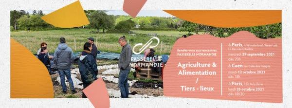 Deux rendez-vous pour les porteurs d'un projet en Normandie.