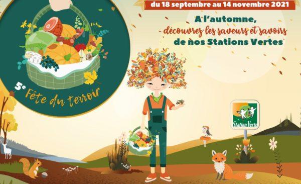 Cinquième fête du Terroir dans les Stations Vertes